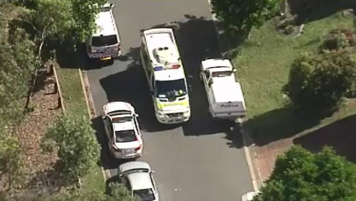 Brisbane stabbing Nine News Melbourne