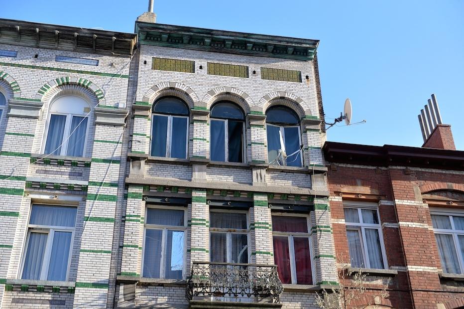 Salah Abdeslam apartment Getty Brussels
