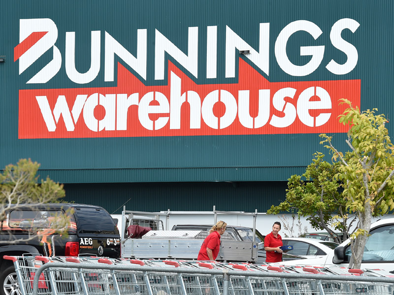 The popular hardware store is expanding overseas.