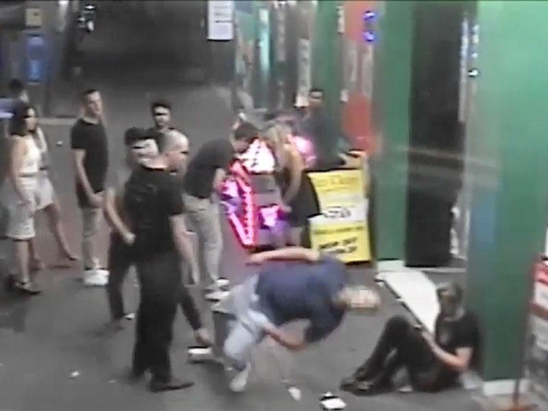 coward punch