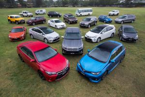 Car sales are booming. Photo: AAP