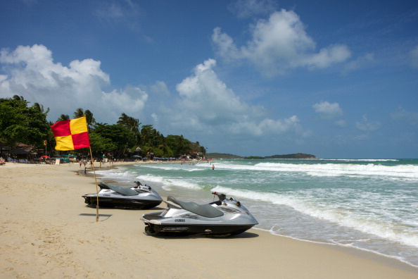 Chaweng Beach on the island of Koh Samui, Thailand. Photo: Getty