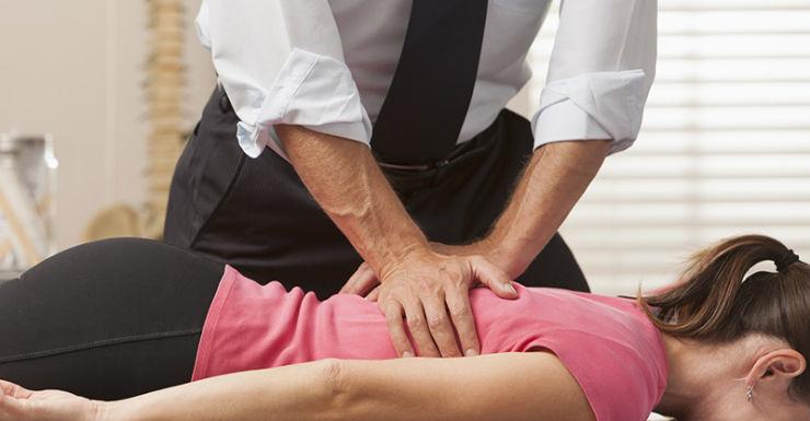 chiropractor, getty