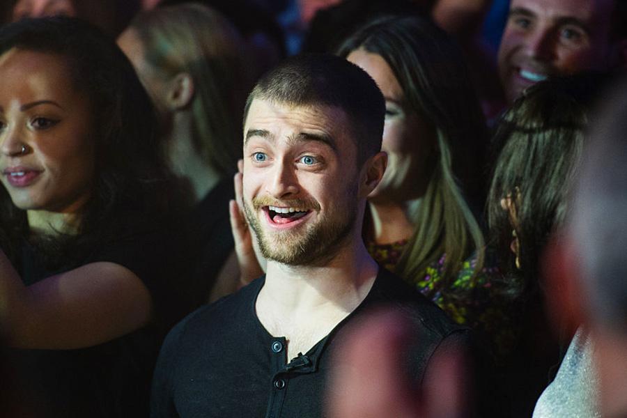 Daniel Radcliffe Getty