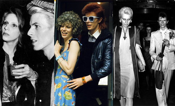 Inside David Bowie's deeply private home life | The New Daily
