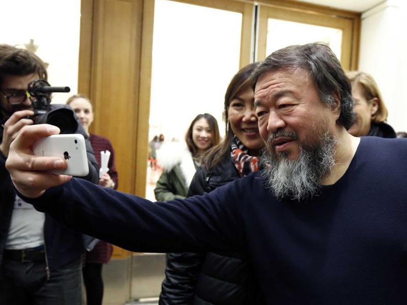 Ai Weiwei has shut down his Copenhagen exhibition.