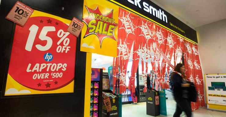 Dick Smith Electronics Now Closed - Foursquare