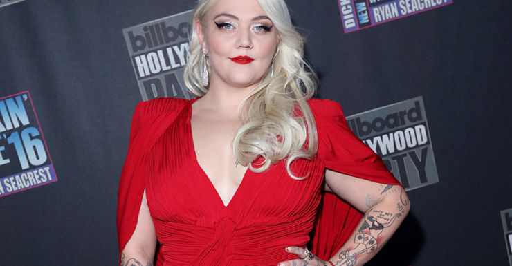 Elle King Getty