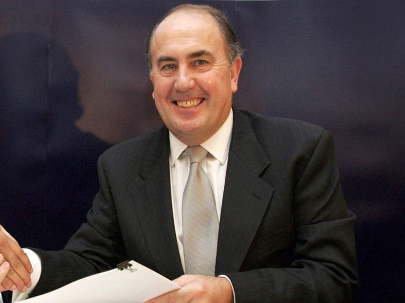 John Fraser formerly ran a division of global investment bank UBS.