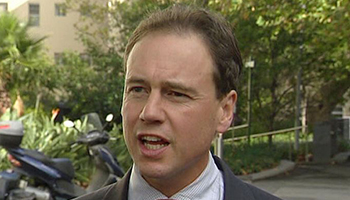 Environment Minister Greg Hunt has voiced his support for Abbott.