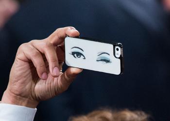 iphone wink