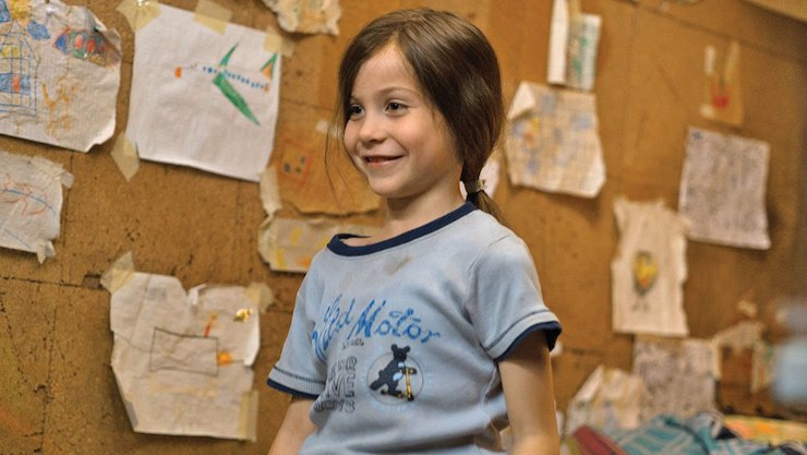 Jacob Tremblay is brilliant as Jack, a five-year-old who has lived an incredibly limited life.