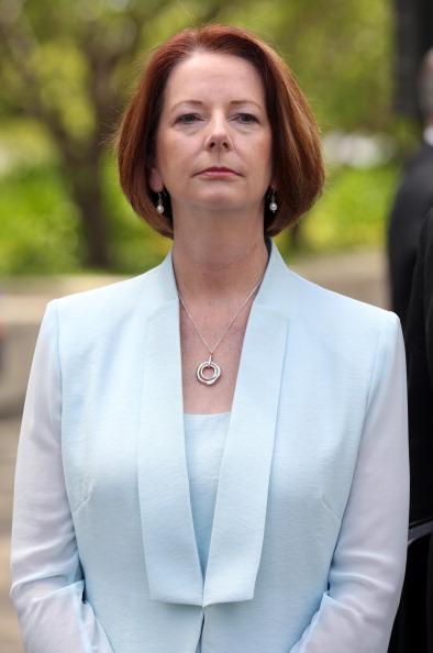 Julia Gillard Getty