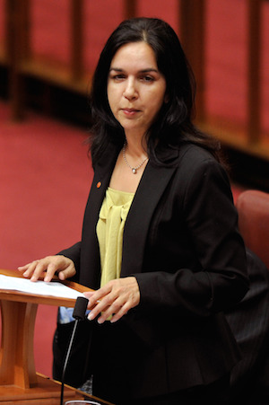 ALP senator for Tasmania Lisa Singh. Photo: AAP
