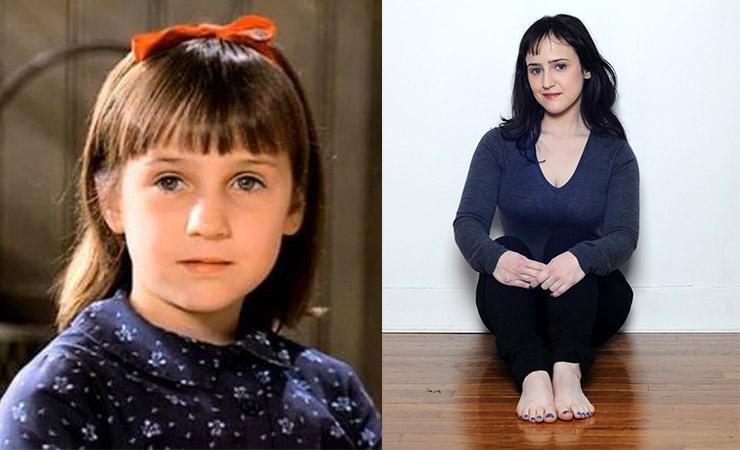 mara wilson grown up