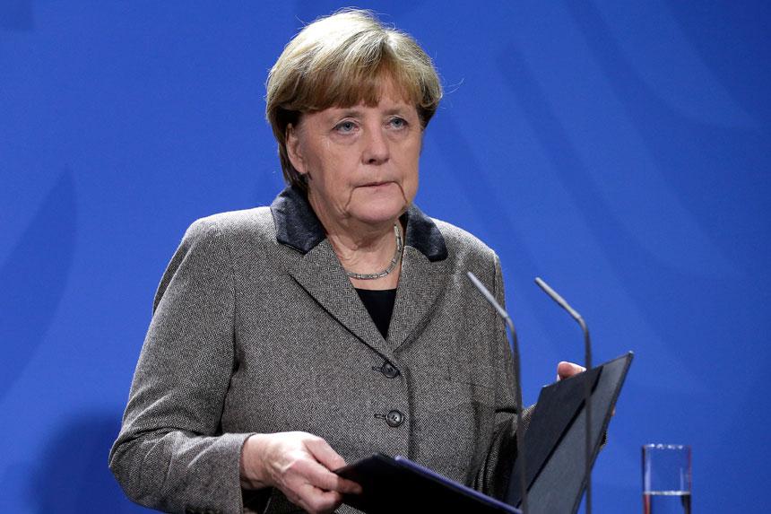 Angela Merkel. Photo: AAP