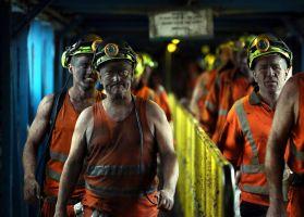 Mining industry shrinking