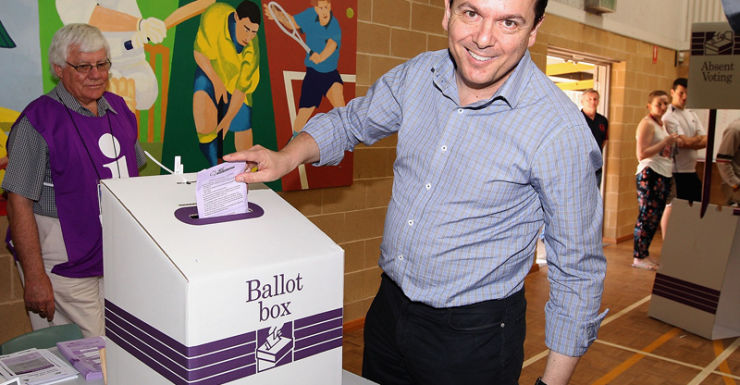 Nick Xenophon Team beats Labor in SA: poll | The New Daily