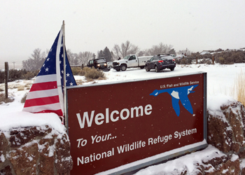oregon wildlife refuge