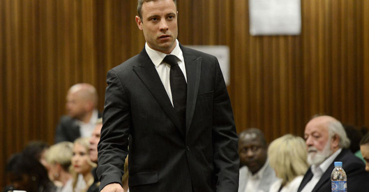 Oscar Pistorius Getty