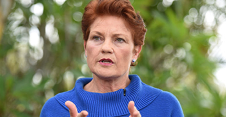 Pauline Hanson has secured two Senate seats and potentially two more in NSW and WA.