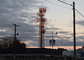 communications phone tower aap
