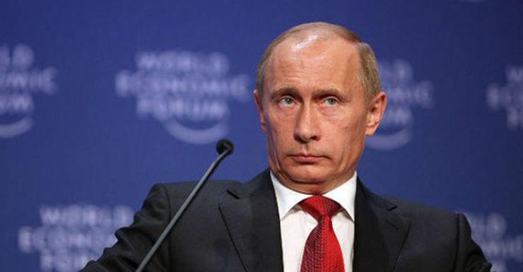 Mr Putin has always denied the claim.