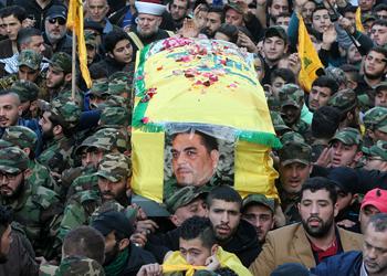 qantar kantar funeral hezbollah