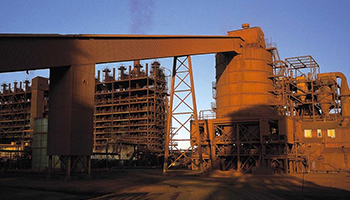 The Yabulu nickel plant, north of Townsville. Photo: AAP