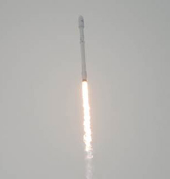 SpaceX failed an ocean landing attempt after a successful liftoff.