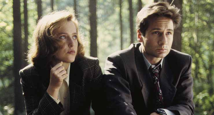 Scully and Mulder have changed substantially since their first investigate adventures.