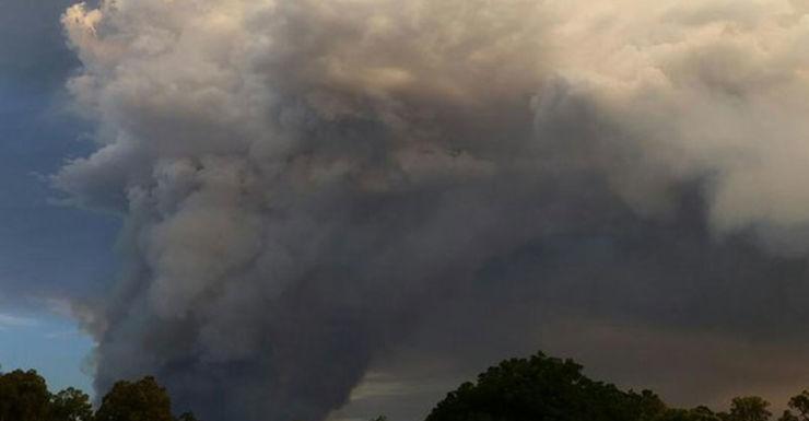 waroona bushfire