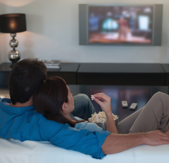 Search for movies by quote on Apple TV. Photo: Getty