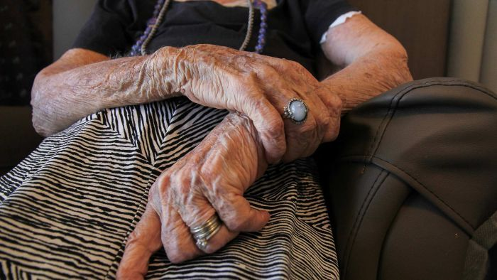 Professionals need to be given specialised training to recognise the signs of elder abuse, Senior Rights Victoria says.
