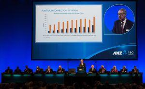 Australian banks are still stronger. Photo:AAP