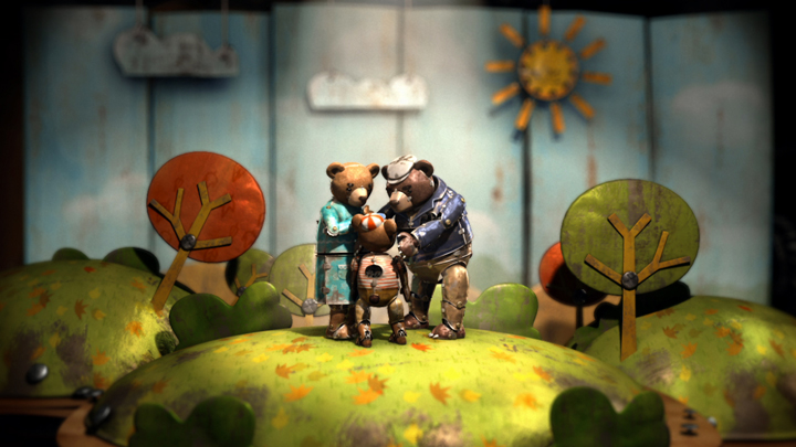 Bear Story is the first Oscar win for the country of Chile.