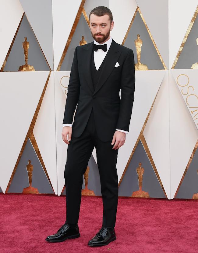 Sam Smith Oscars