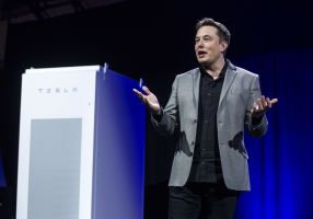 Elon Musk says the mission is planned for next year. Photo: AAP