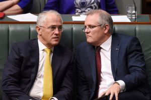 The PM and Treasure have a plan. Photo AAP