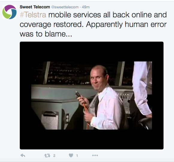 telstra plan how to get phone out of emergency mode