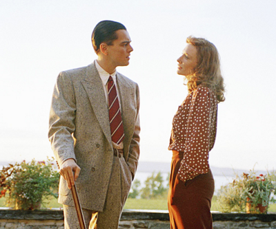 DiCaprio was wonderful in The Aviator. Photo: