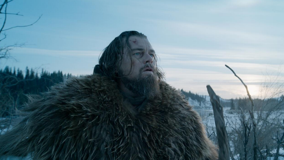 Leonardo DiCaprio was the crowd favourite to finally take home best actor.