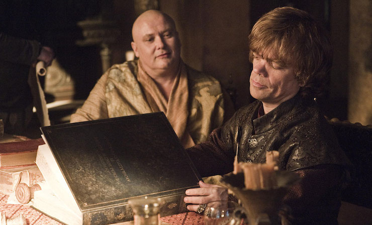 Varys_and_Tyrion-Lannister_Helen-Sloan