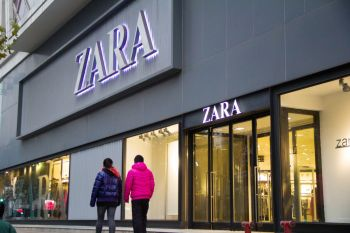 Zara is making a splash. Photo:AAP