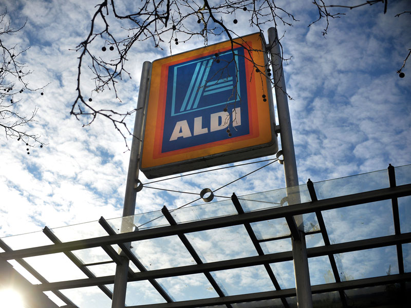 The move will not affect liquor sales at Aldi stores.