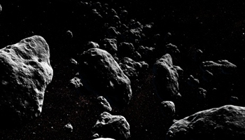 Mining asteroids for precious metals is the new space race ...