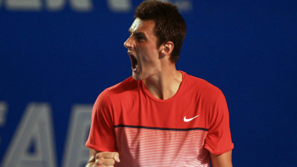 Tomic sparks controversy with foul-mouthed rant at US Open spectator