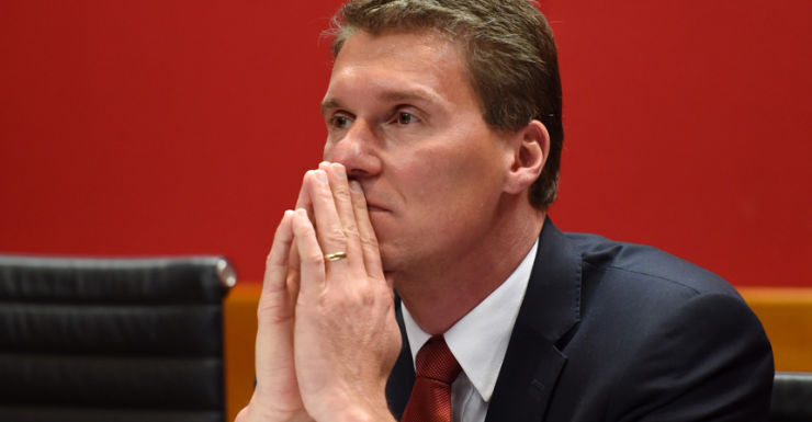cory bernardi political party