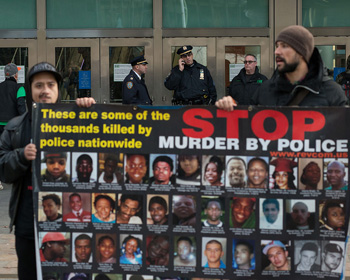 The 'Black Lives Matter' movement has utilised both 'clicktivism' and physical protests. Photo: Getty