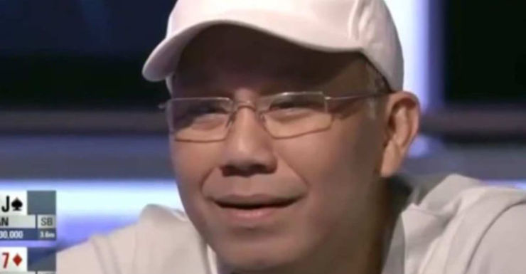Paul Phua is one of Asia's biggest unregulated bookmakers.